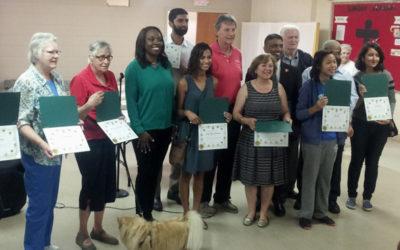 Volunteer Recognition Award
