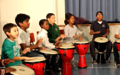 Hand Drumming Ensemble Update